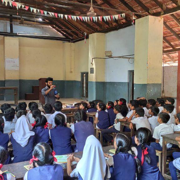 PES Kovilakam School Parappanangadi
