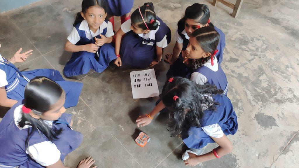 PES Kovilakam School Parappanangadi Robotics for stuents